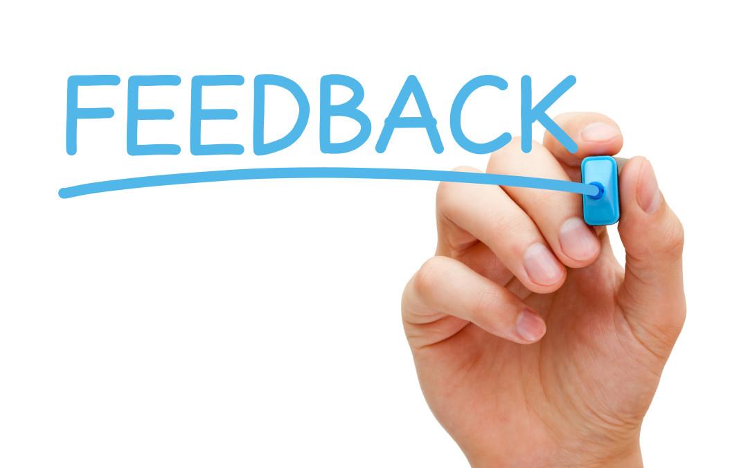 5 Keys to providing powerful feedback